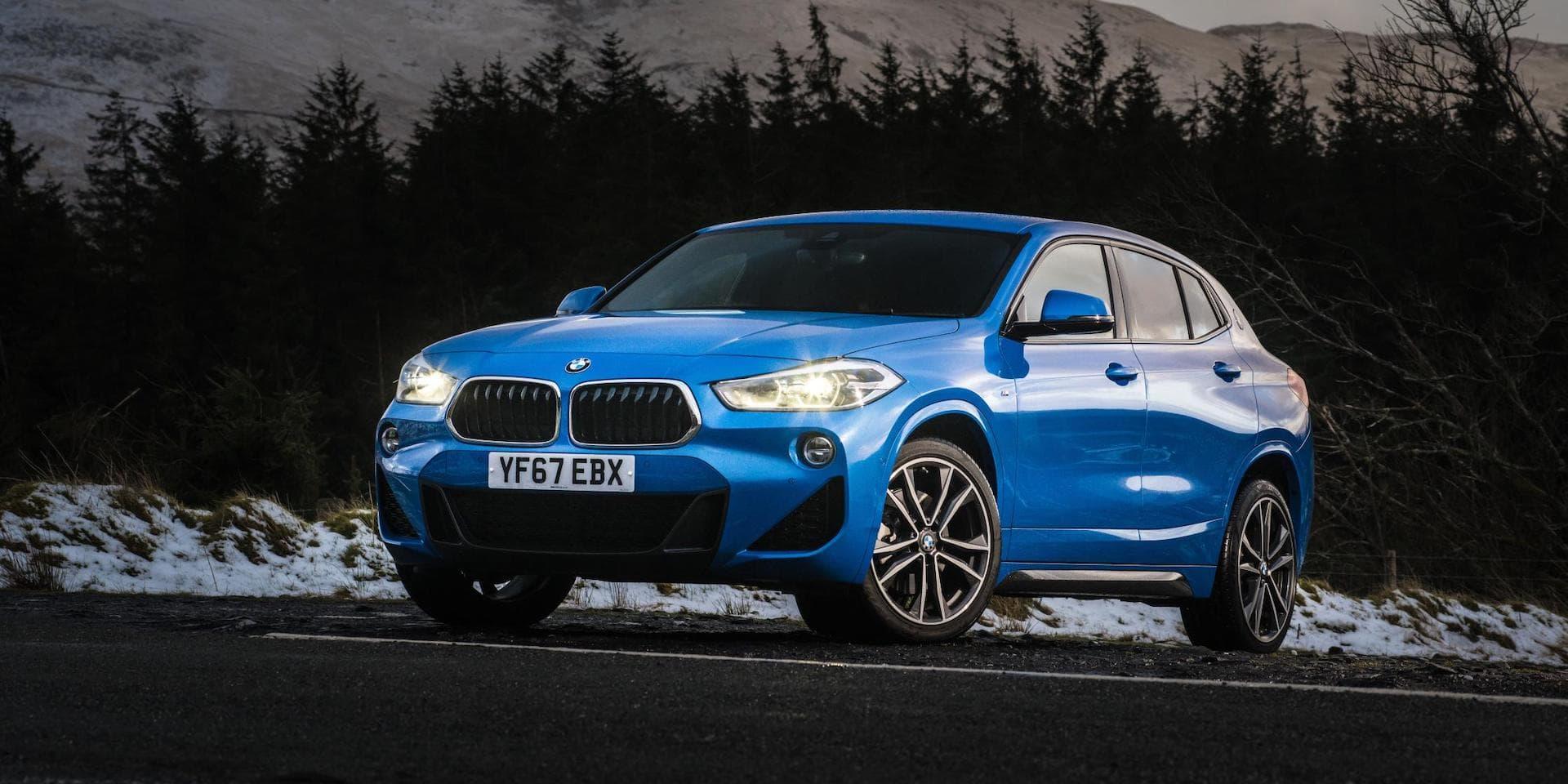 BMW X2 (2018 onwards ) – Expert Rating