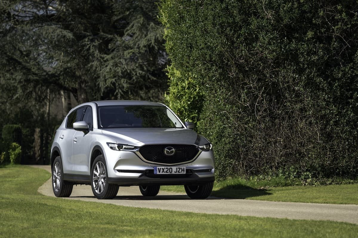 Mazda CX-5 review 2020 - front