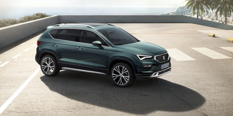 New SEAT Ateca pricing announced