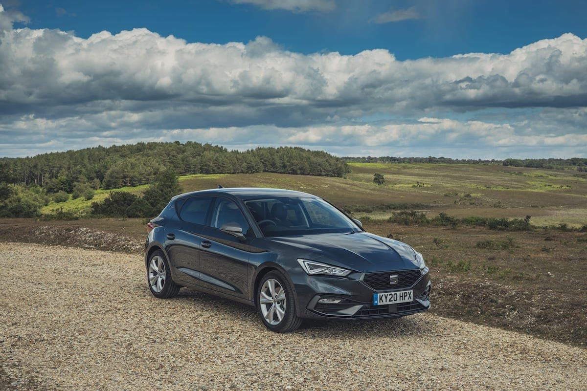 SEAT Leon FR review 2020 - front