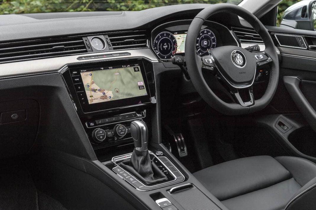 Volkswagen Arteon (2017 onwards) - interior and dashboard