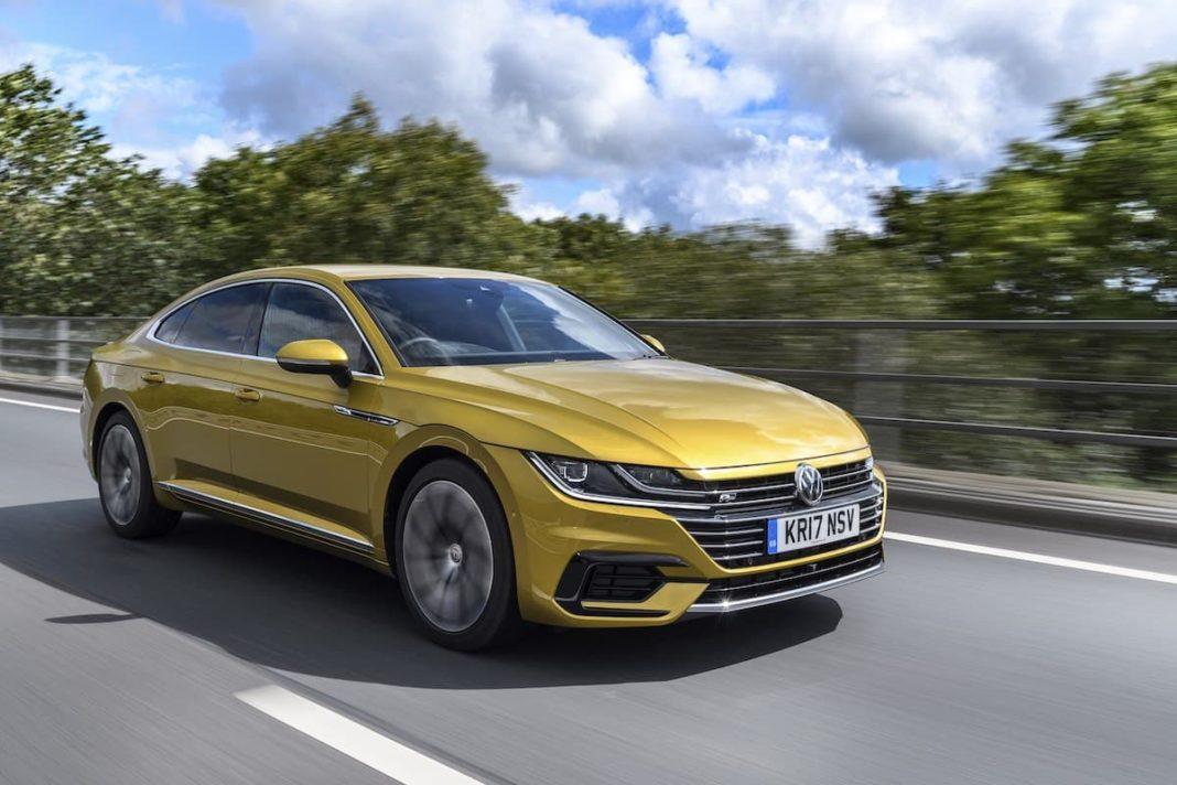 Volkswagen Arteon (2017 onwards) - front