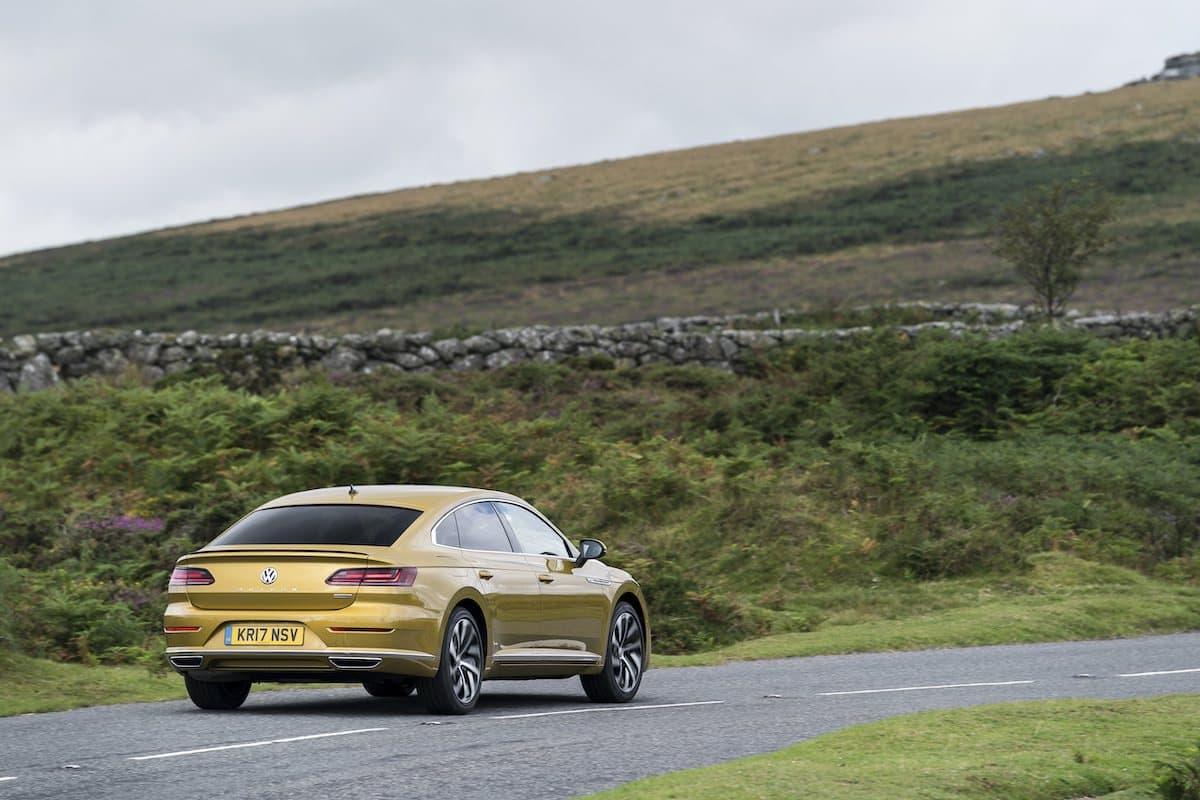 Volkswagen Arteon (2017 onwards) - rear