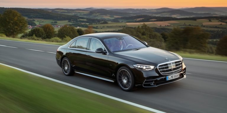 New Mercedes-Benz S-Class revealed with heavy focus on luxury and technology
