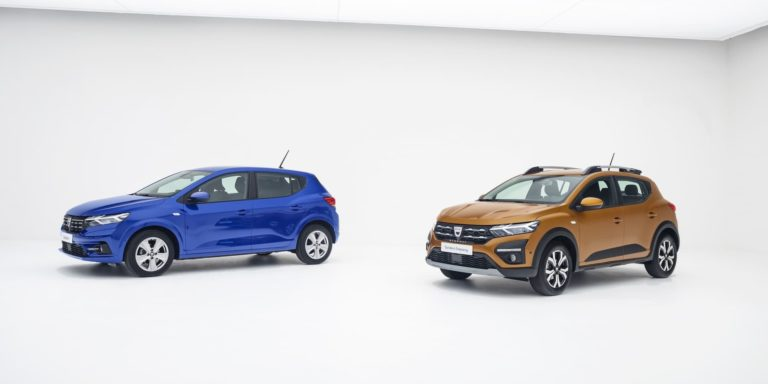 All-new Dacia Sandero range revealed