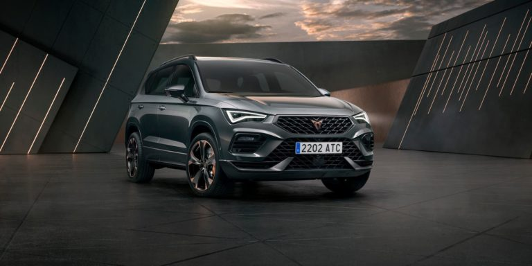 Updated Cupra Ateca gets more go and extra kit