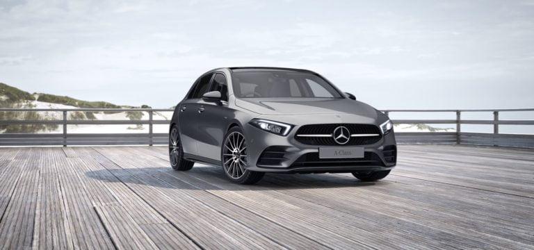 Mercedes-Benz A-Class gets new top-spec trim level