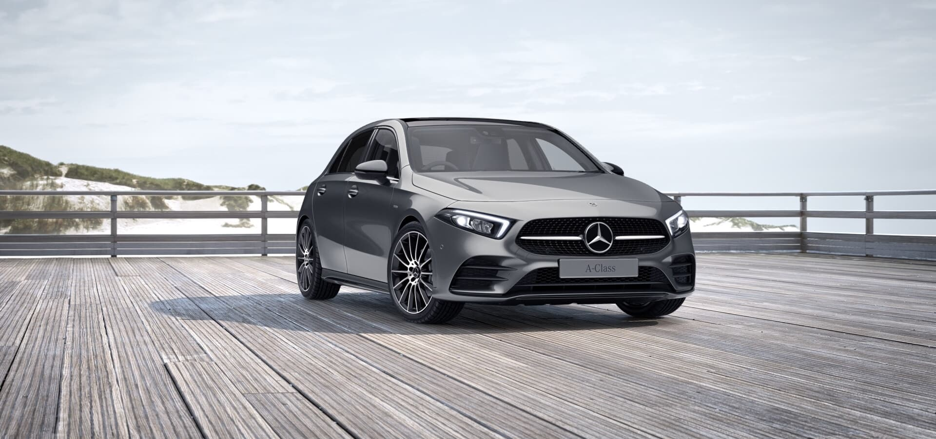 Mercedes-Benz A-Class Exclusive Edition