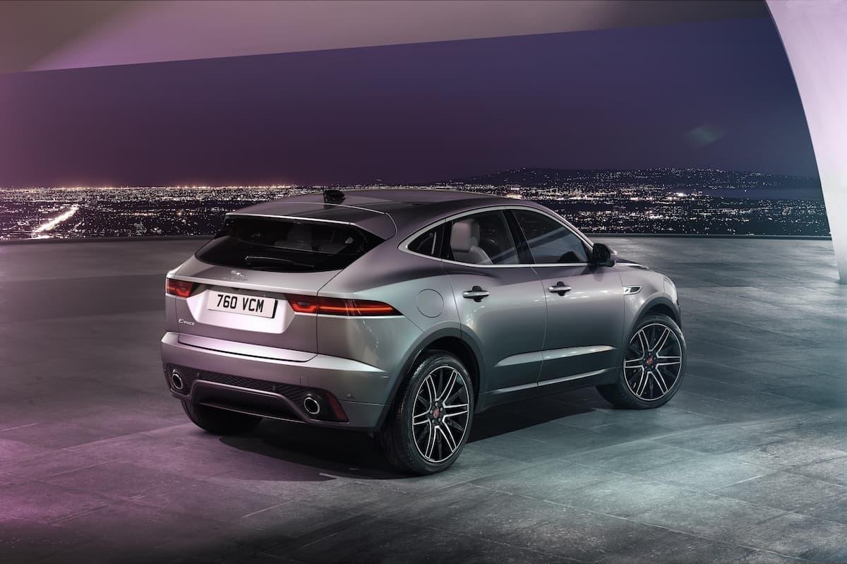 2021 Jaguar E-Pace - rear