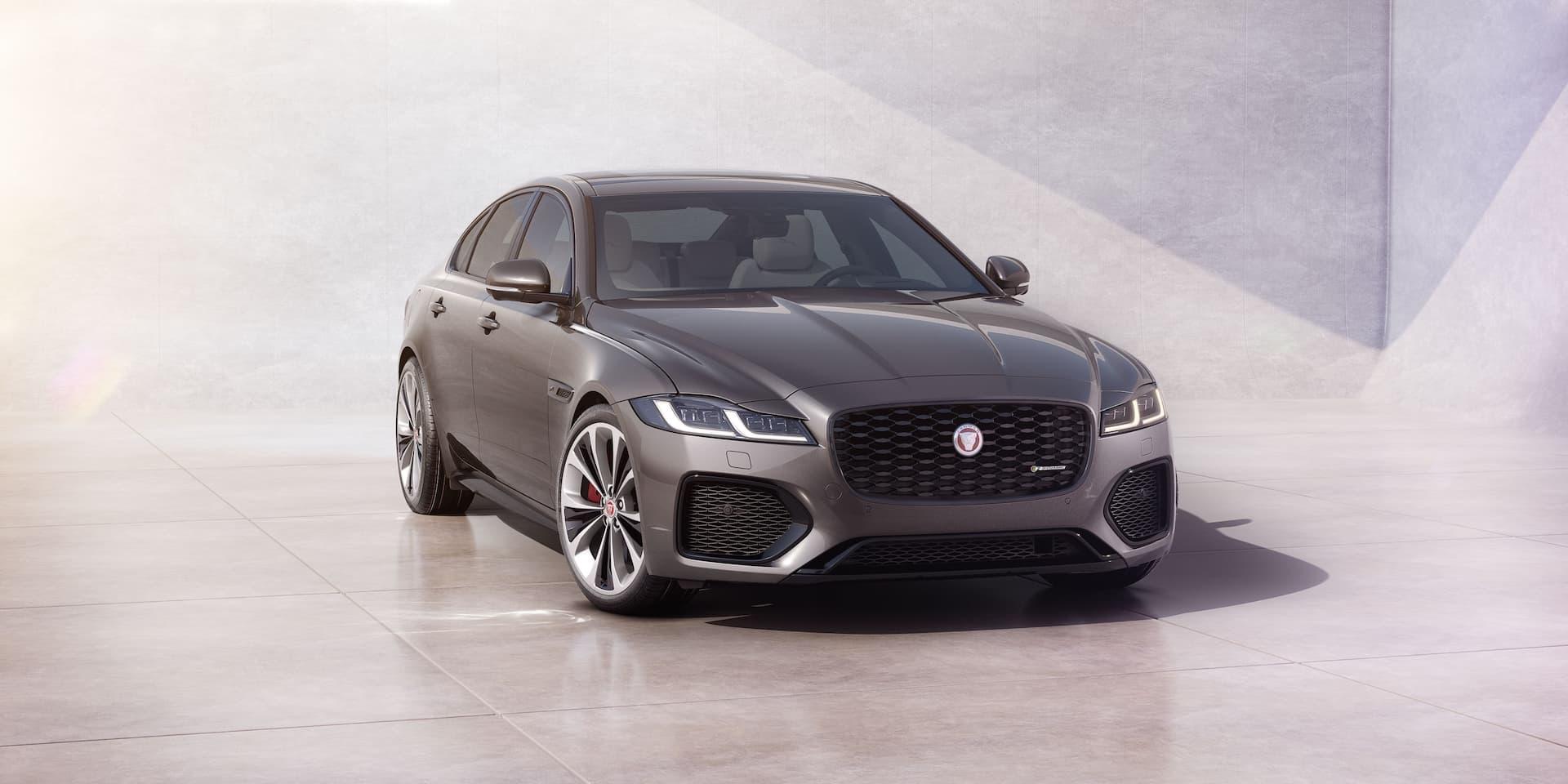 2021 Jaguar XF saloon