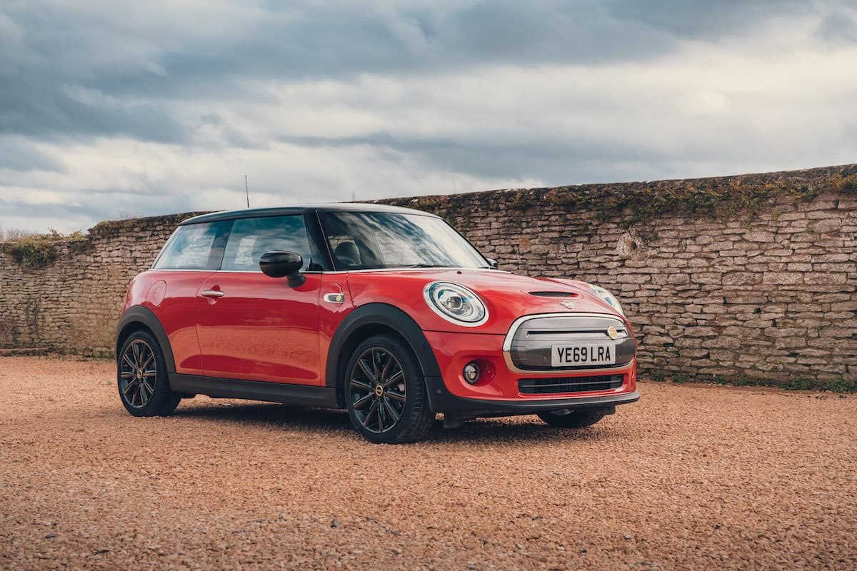 Mini Electric review 2020 - front