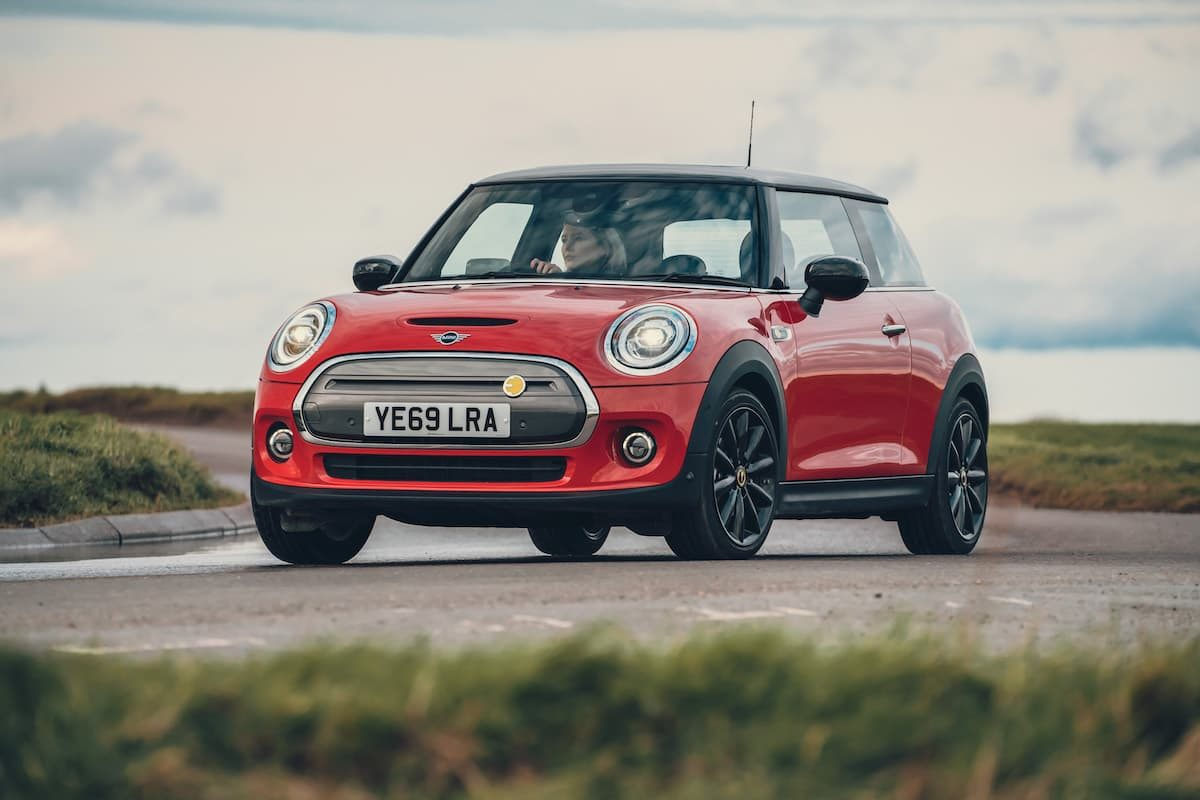 Mini Electric road test 2020 - front