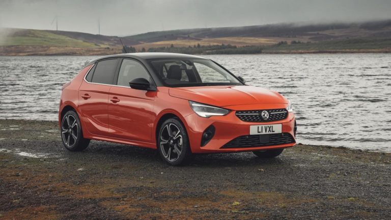 Britain's best-selling cars, September 2020