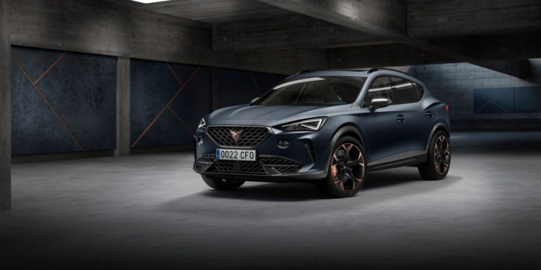 Cupra announces prices and specs for new Formentor