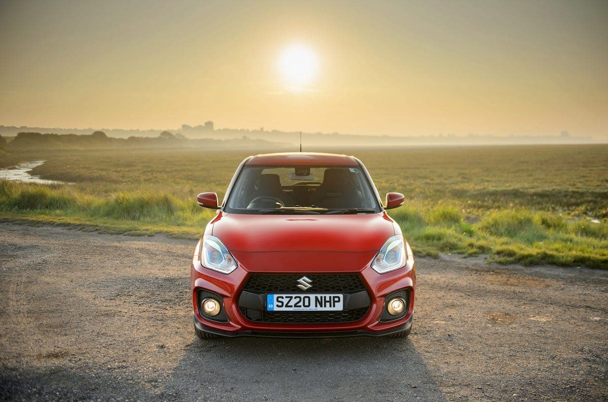 2020 Suzuki Swift Sport Hybrid review - 02