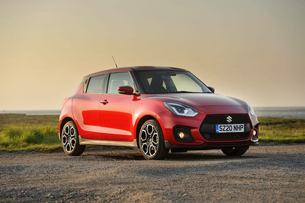 2020 Suzuki Swift Sport Hybrid review - 01