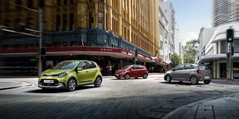 Kia announces prices and specs for updated Rio and Picanto