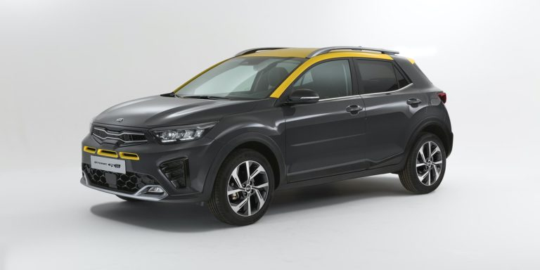 Kia Stonic bolstered with new GT-Line specification