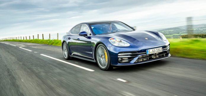 Porsche Panamera Turbo S review 2020