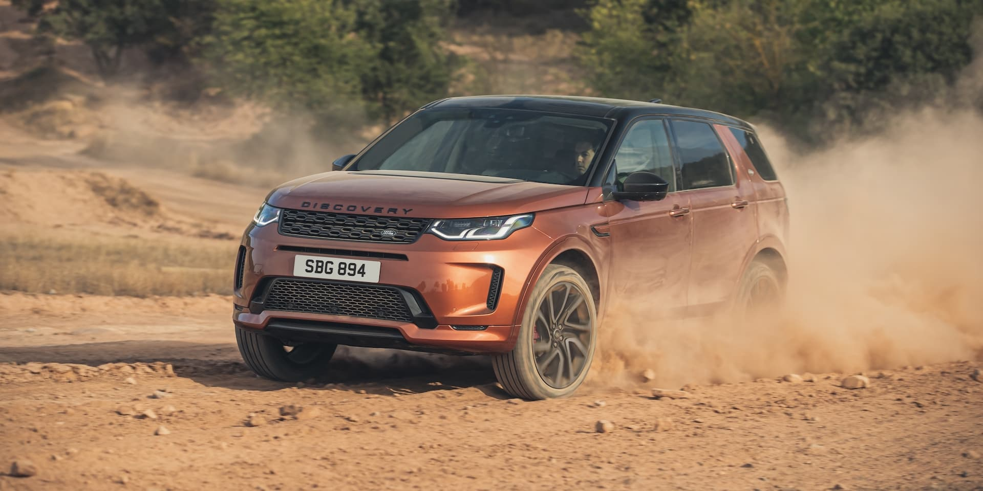 MY2021 Land Rover Discovery Sport