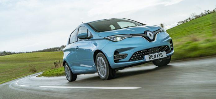 Renault Zoe review 2020