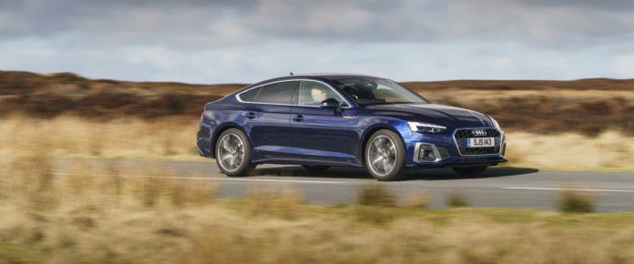 Audi A5 Sportback test drive 2020   The Car Expert