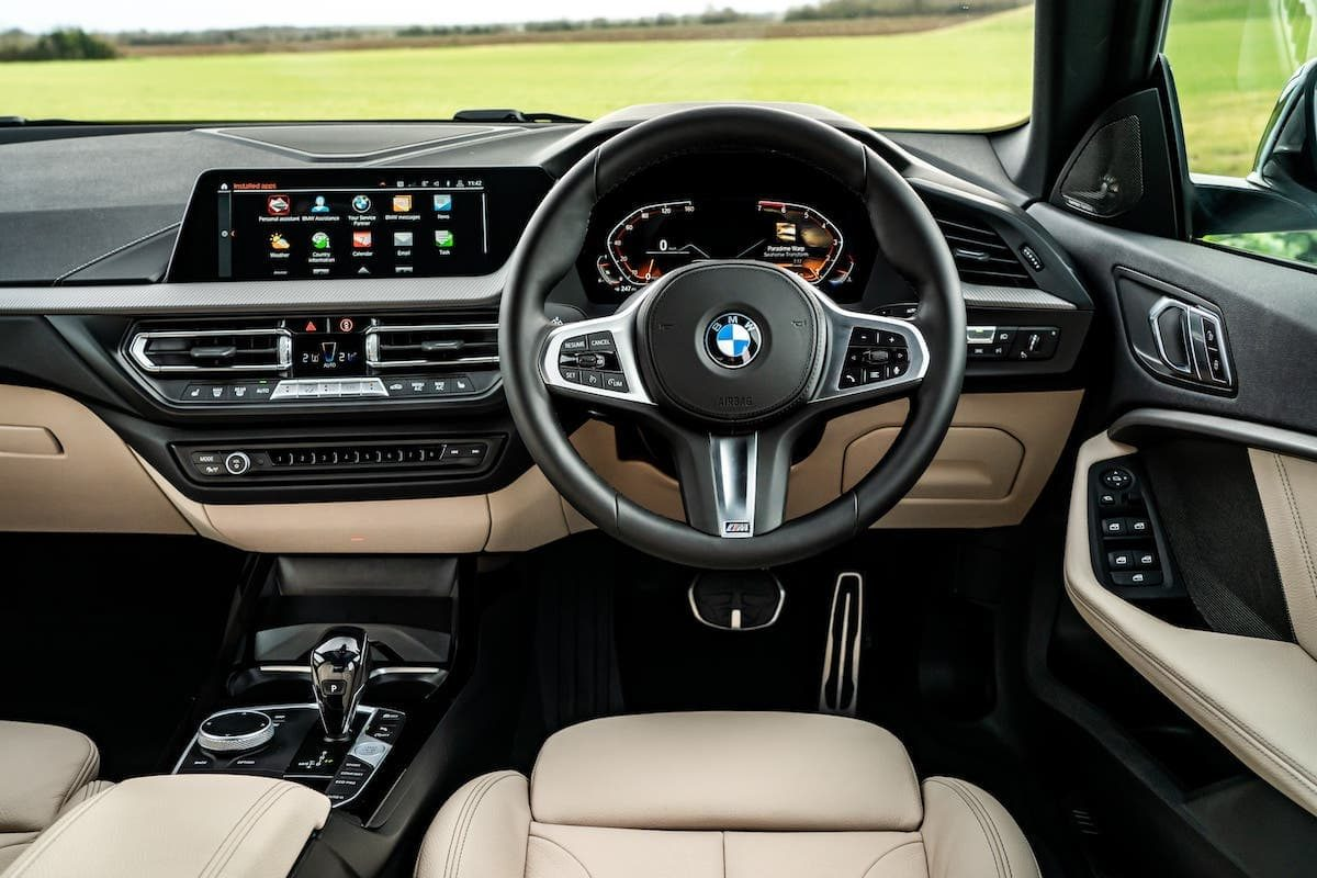 BMW 2 Series Gran Coupé review – dashboard