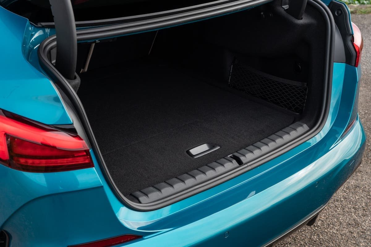 BMW 2 Series Gran Coupé review – boot space