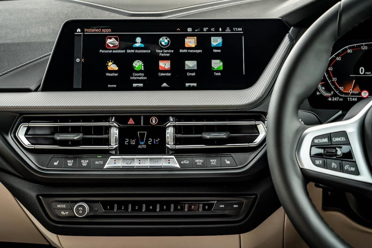 BMW 2 Series Gran Coupé review – infotainment