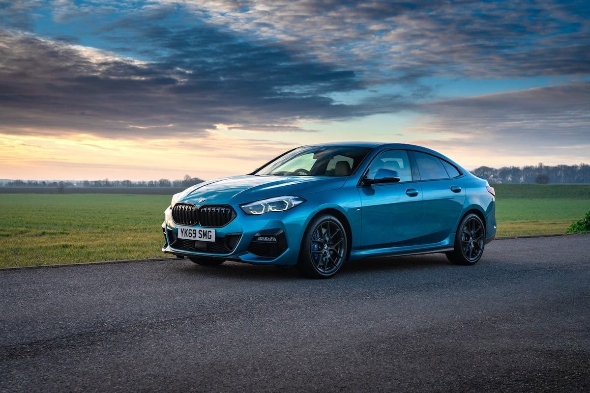BMW 2 Series Gran Coupé review – front