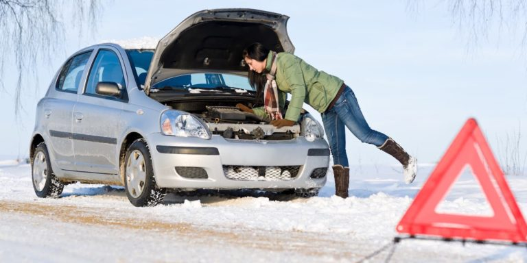 Out on the roads this winter? Don't leave home without these