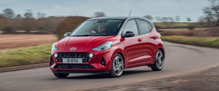 Hyundai i10 test drive