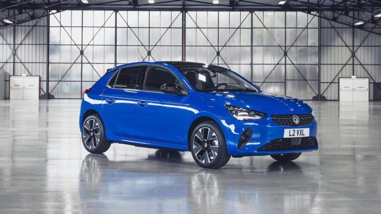 Britain's best-selling cars, November 2020