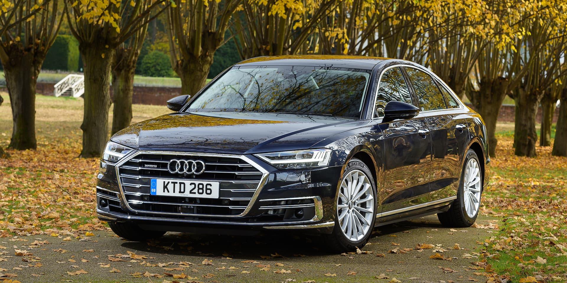 Audi A8 (2018 onwards) - Expert Rating