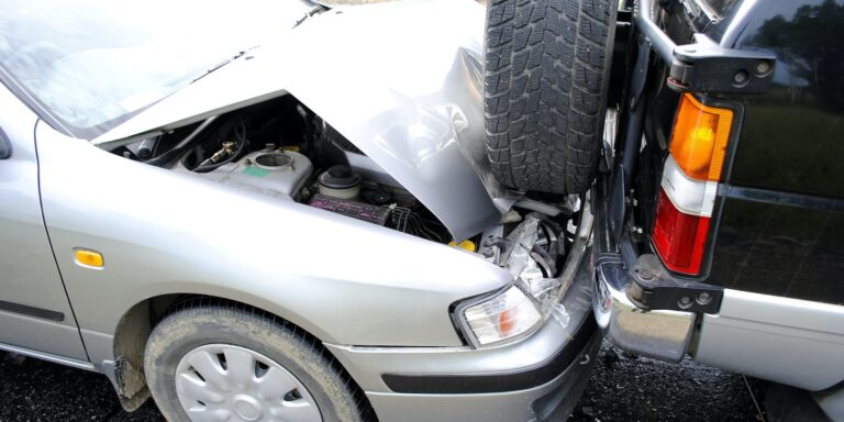 Been in a shunt? Here's how to sort out the mess