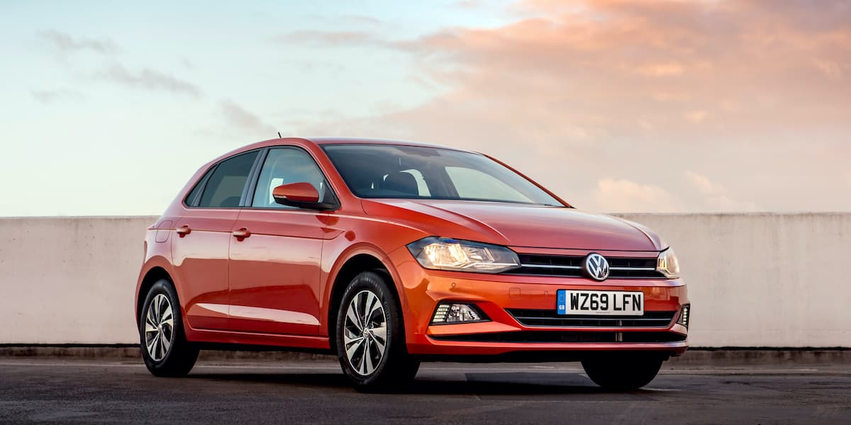 Volkswagen Polo – Britain's best-selling cars of 2020