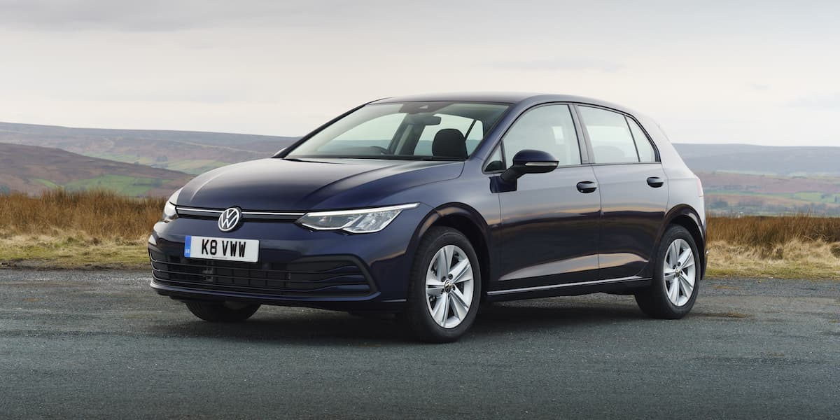 Volkswagen Golf – Britain's best-selling cars of 2020