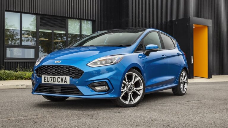 Britain's best-selling cars of 2020
