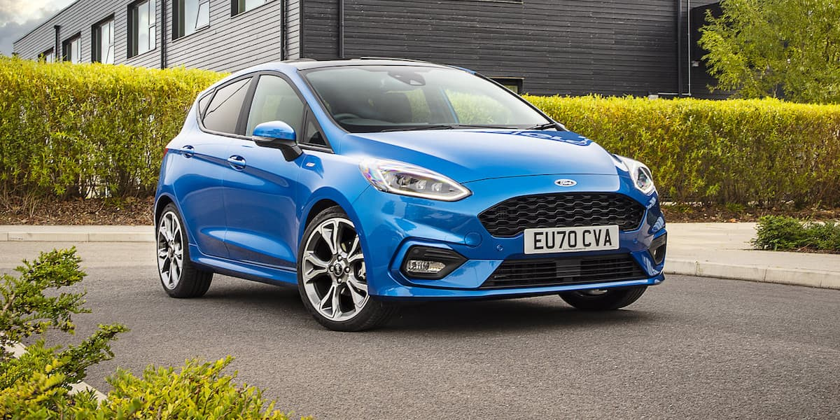 Ford Fiesta – Britain's best-selling car 2020