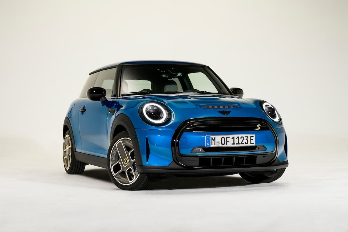 Mini Electric (2020) – front
