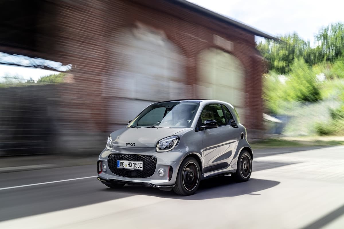Smart EQ Fortwo (2020 onwards) - front