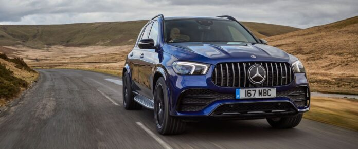 Mercedes-AMG GLE 53 review 2021