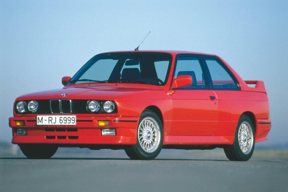 BMW M3 E30 coupé
