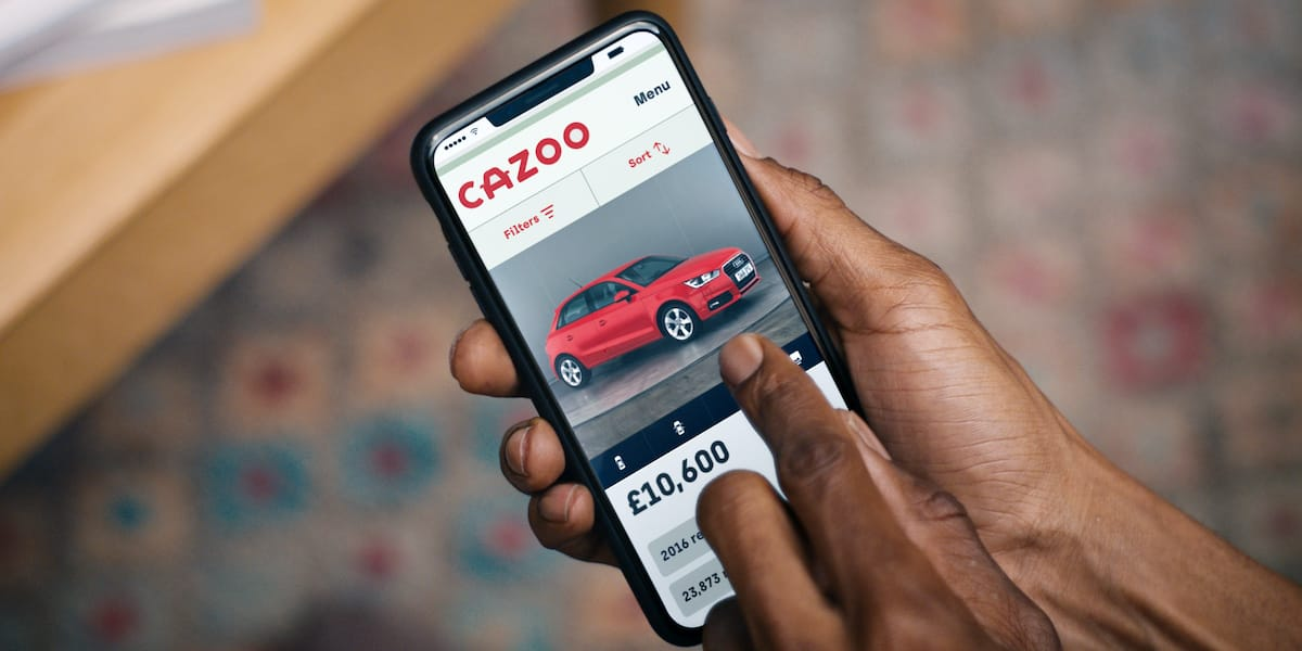 Cazoo is one of the UK's biggest sites for buying a used car online