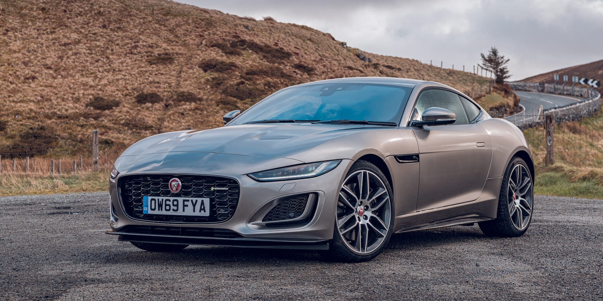 Jaguar F-Type coupe (2020 onwards) – Expert Rating