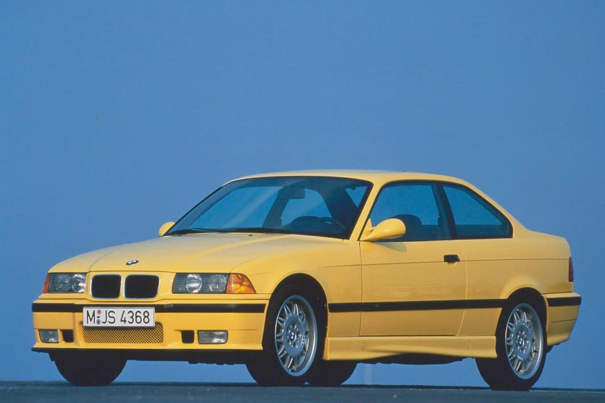 BMW M3 E36 coupé