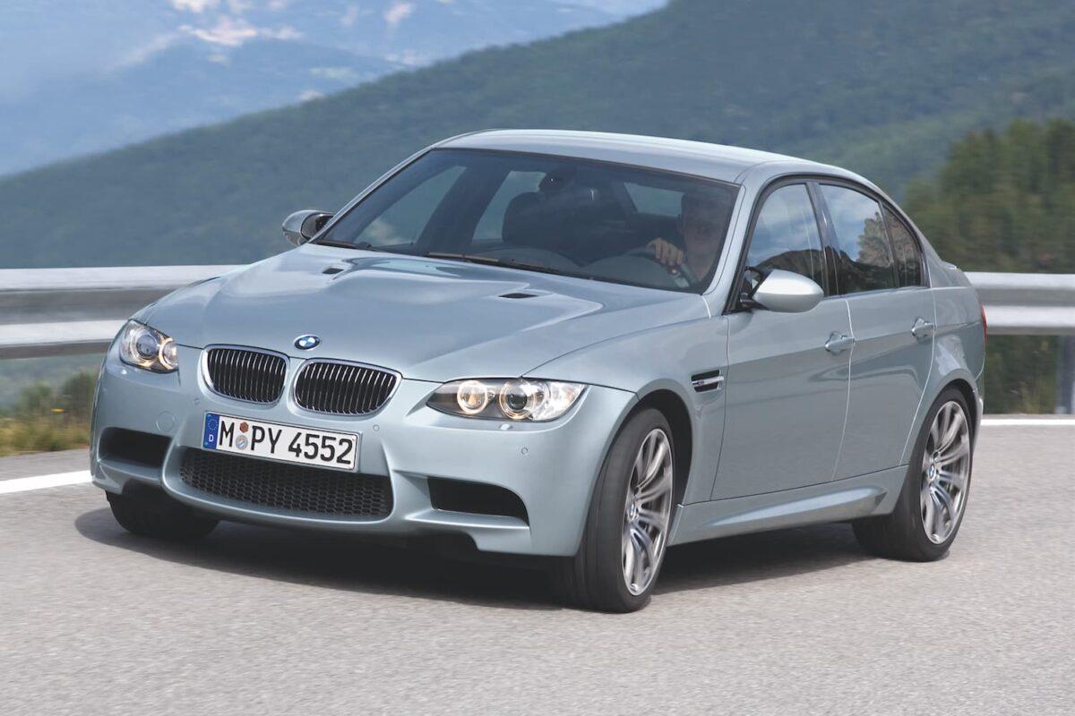 BMW M3 E90 saloon