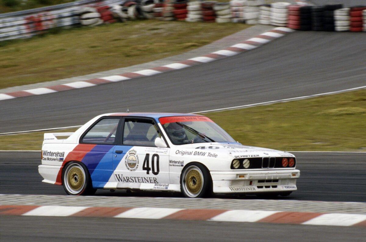 BMW M3 E30 Group A – 1987