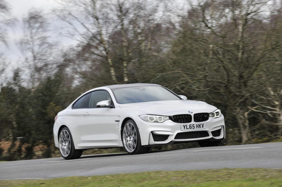 BMW M3 Competition F82 coupé