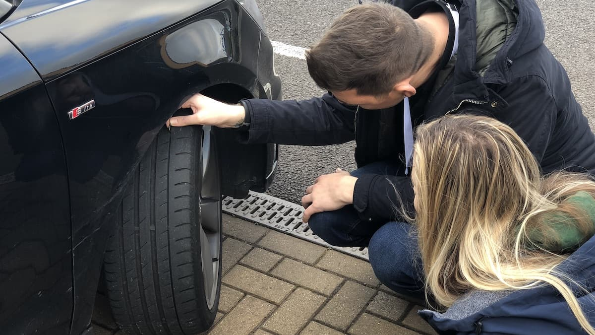Your tyre insurance payout will depend on the wear level of your tyre